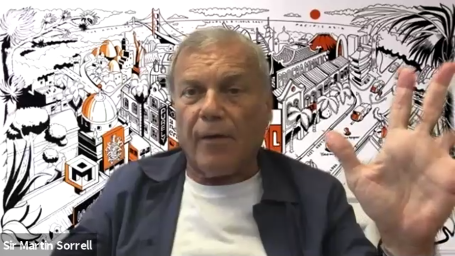 Is Sir Martin Sorrell Now a Champion for Independent Agencies?
