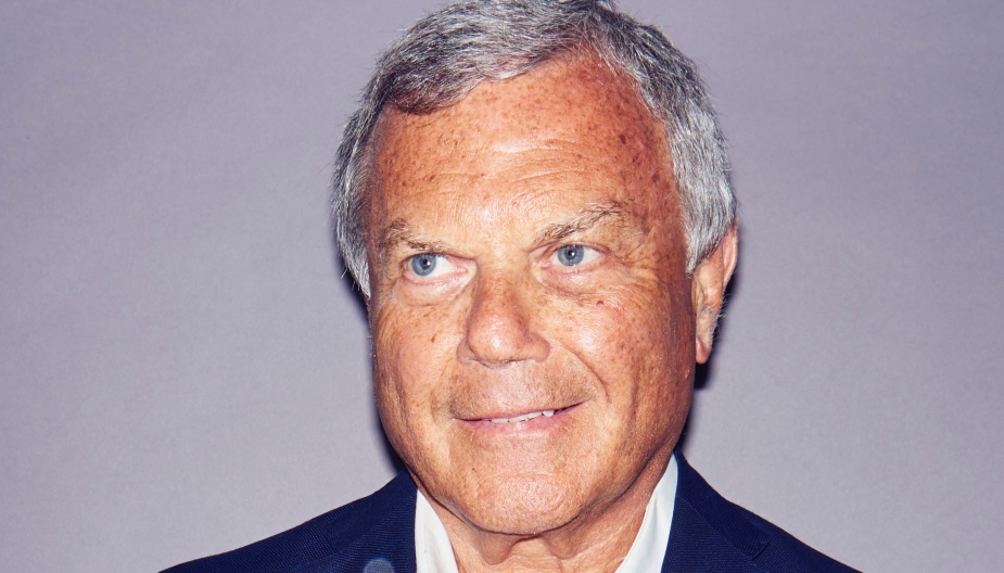 Sir Martin Sorrell's Advice to New Talent: Go Where the Growth Is