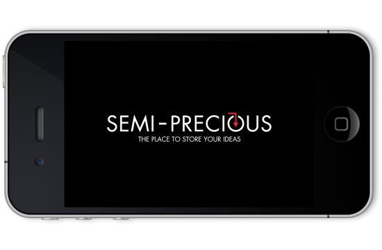 TBWA\Tequila create Semi -Precious