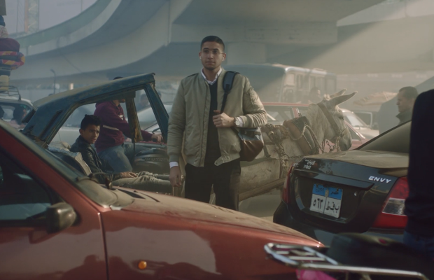 SWVL Strolls Through Cairo's Everyday Absurdity in this Stylish Ad