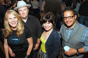 Synthetic, Yessian, Union, Laundry and Apache Hold 'South By Kick Off' Party at SXSW