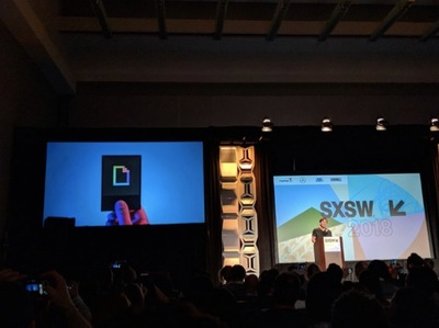 SXSW Day 5: How Brands Should Get Political, The End of Content and Flying Ubers