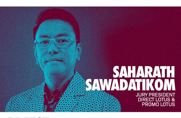 Saharath Sawadatikom of CJ WORX Joins ADFEST 2018 as Jury President