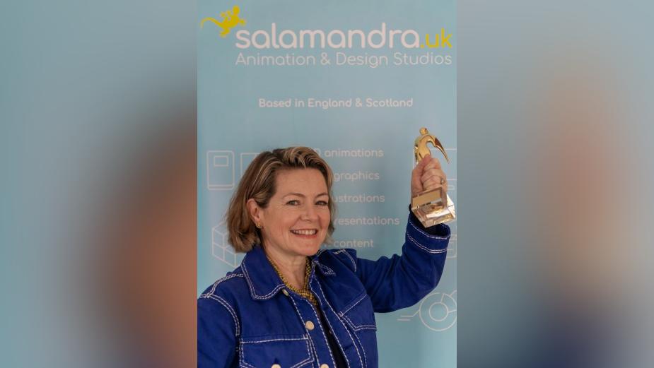 Salamandra Celebrates 20 Awards for 2020