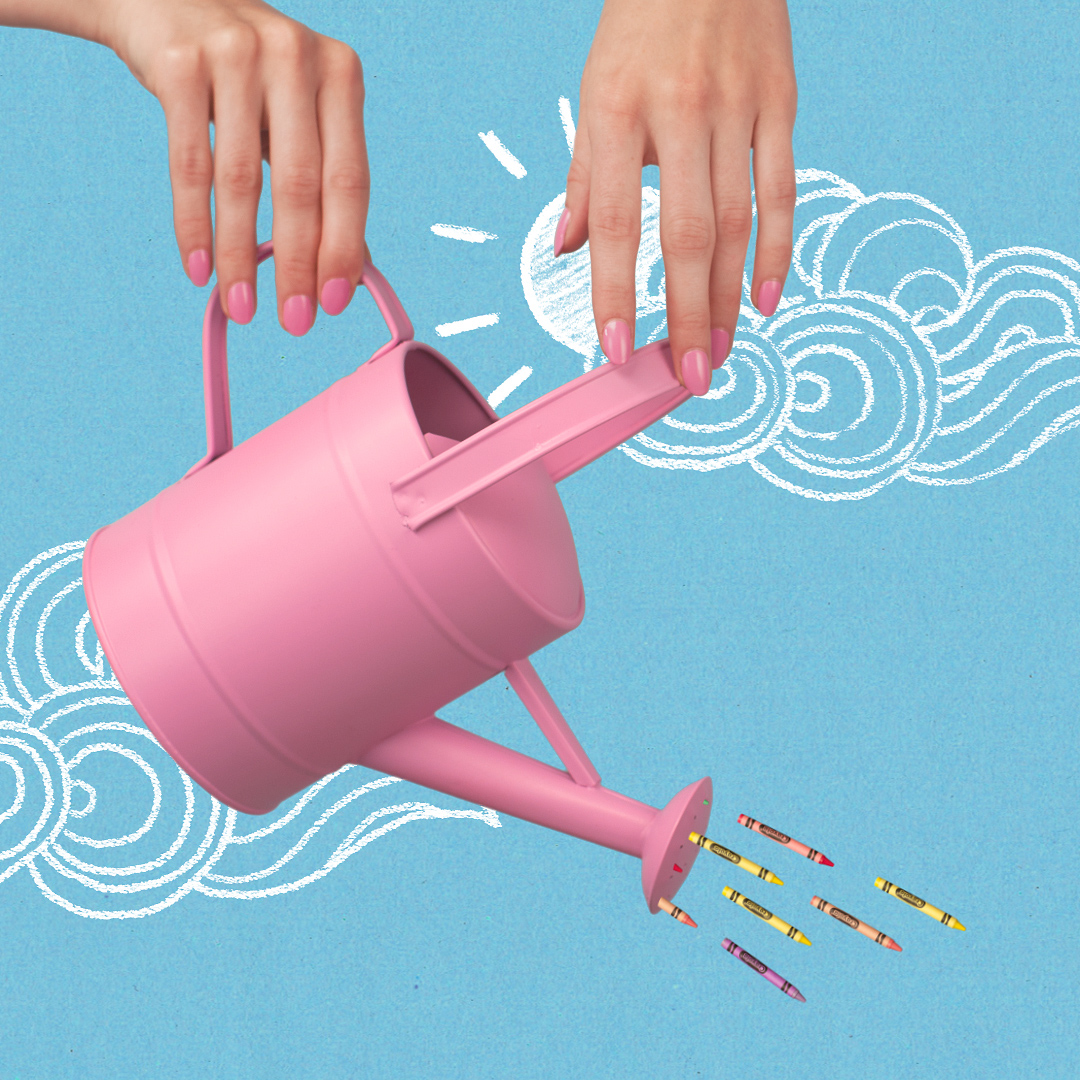 NERD Productions Creates Quirky Stop-Motion Instagram Spots for Sally Hansen x Crayola