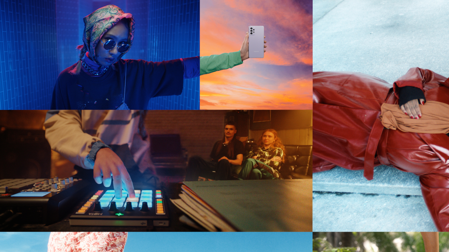 Samsung's Latest Awesome Instalment Celebrates the Full Spectrum of Global Creativity