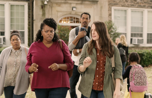 Lifetime TV's Latest Spot from JEAN Will Keep You Hooked