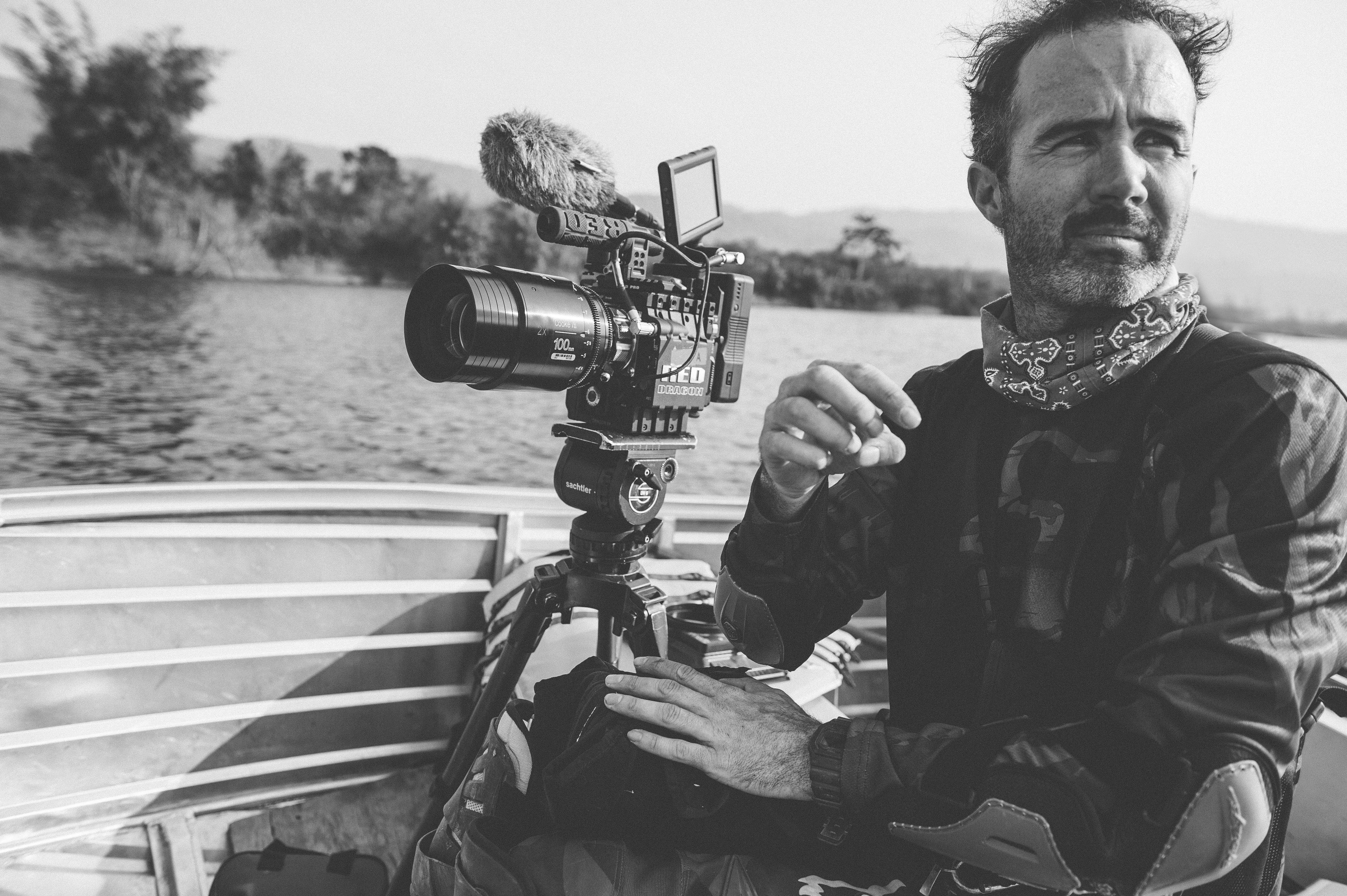 Harvest Signs Nicholas Schrunk to Directorial Roster
