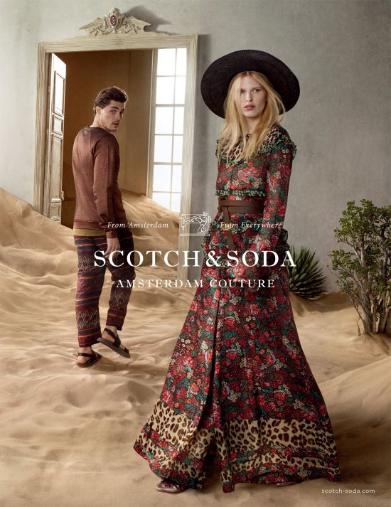 Scotch & Soda's 'From Amsterdam, From Everywhere' Inspires Us to Stay Curious