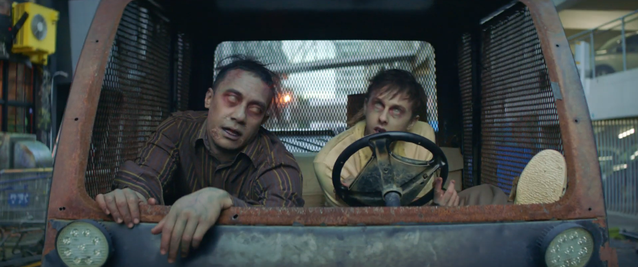 Lemon & Paeroa and DDB NZ Give Two Zombies the Best Day Ever in Latest Ad