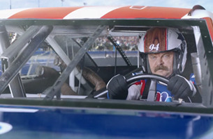 NASCAR Returns to NBC with a Triumphantly Badass Music Video Featuring Nick Offerman