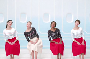 Is Air France's New Safety Demonstration Film The Most French Thing Ever?
