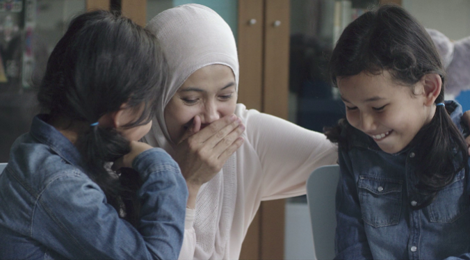Grey Group Malaysia Helps Working Mums Discover What Matters to their Kids
