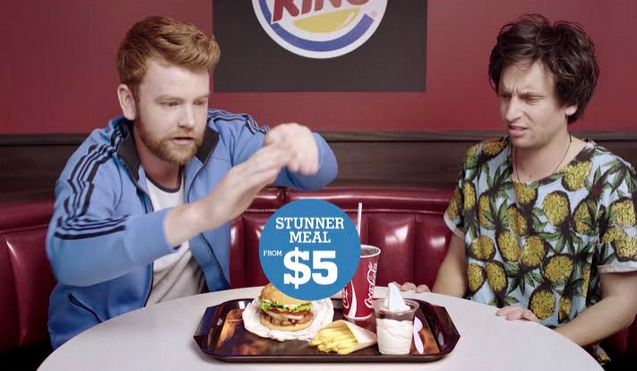 Burger King & Colenso Score a Rare Double at the Webby Awards