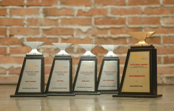 Havas Media Ortega Group Wins Gold and Four Silvers at Anvil Awards