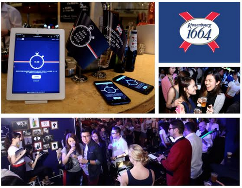"""Ogilvy Makes """"Anyhour Happy Hour"""" In New Kronenbourg 1664 Campaign"""