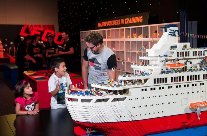LEGO Exhibition 'Brick Man' Heads to Sydney via Alive Events Agency