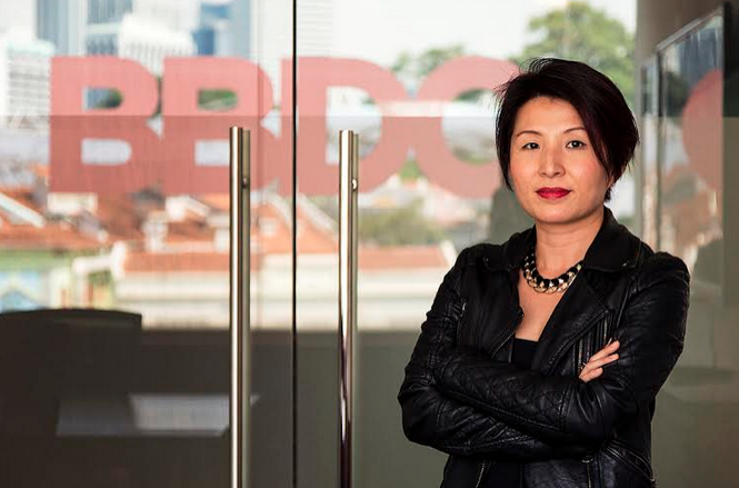 BBDO Singapore Takes on New Creative Director Theresa Ong