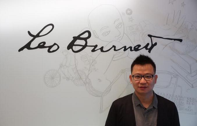 Leo Burnett Shanghai Appoints Rocky Hao as Head of Creative