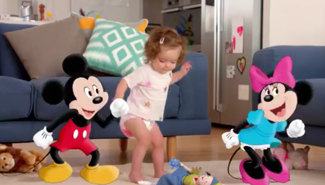 Ogilvy & Mather Sydney Keep Little Groovers Moving In Huggies Latest Spot