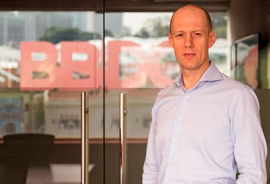 Chris Willingham Appointed CEO for BBDO Singapore