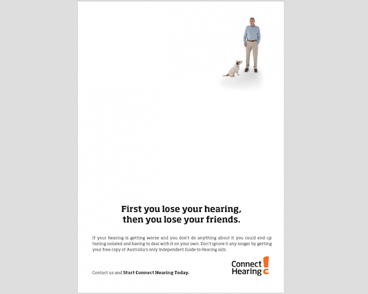 Connect Hearing Appoints BLOKE to Amplify Its Communications