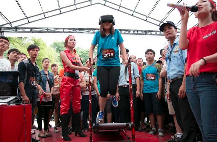 Mirum Vietnam Launches Oculus Rift Brand Experience for Pepsi's Sting