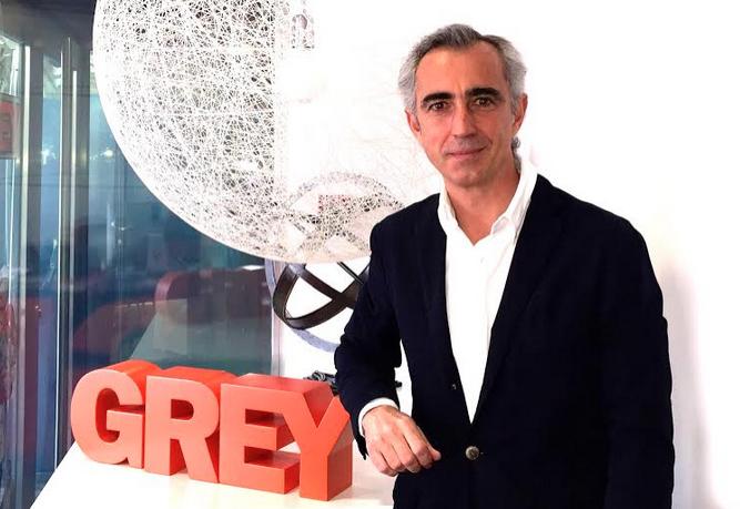 Borja Rivera Named New Director of Talent Development of Grey Spain