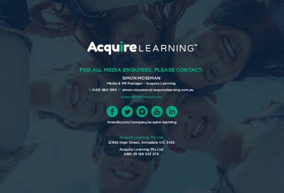 Acquire Learning Appoints Vizeum As Media Agency