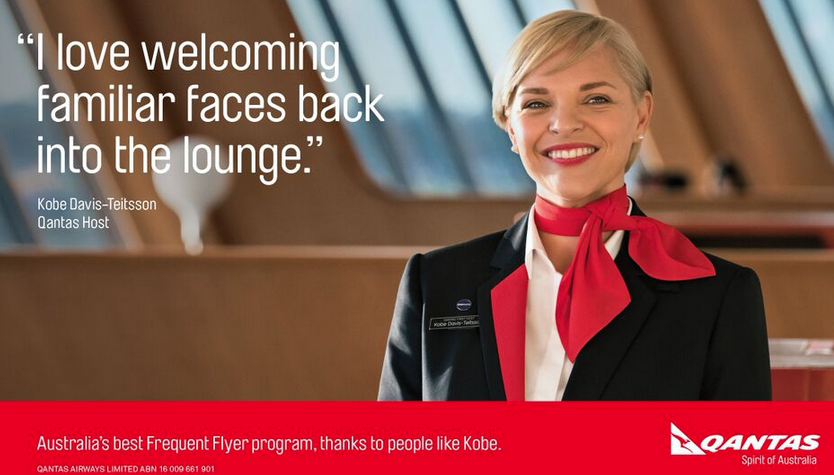Qantas & Special Group Launch Extension of Feels Like Home Campaign