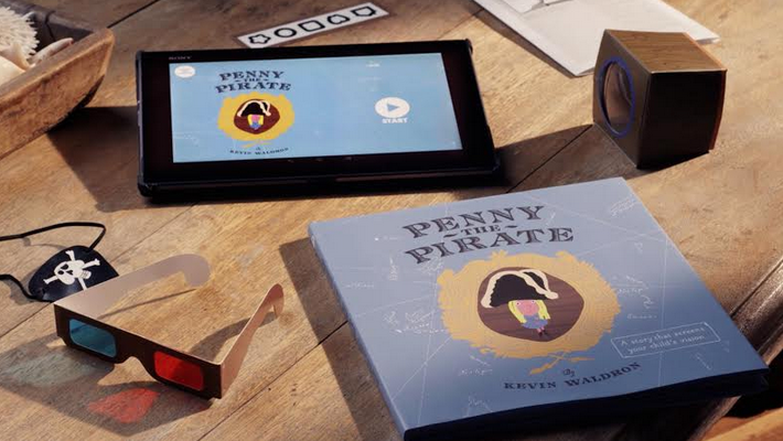 """OPSM'S """"Penny The Pirate"""" Wins 2 Platinum & 3 Golds at AMES Awards"""