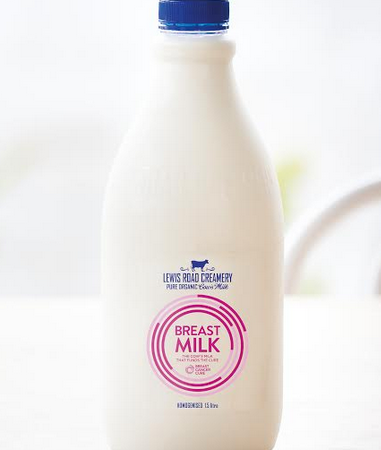 Y&R NZ Launches 'Breast Milk' for Breast Cancer Cure with Help from Lewis Rd Creamery