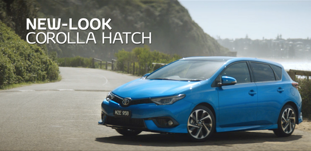 Saatchi & Saatchi Appointed to Launch New Toyota Corolla Campaign