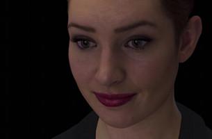 The Auckland Face Simulator Defines Next-Gen Facial Animation