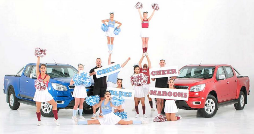 Isobar's Holden #TweetCheer Has its Second Outing for Origin Game Two