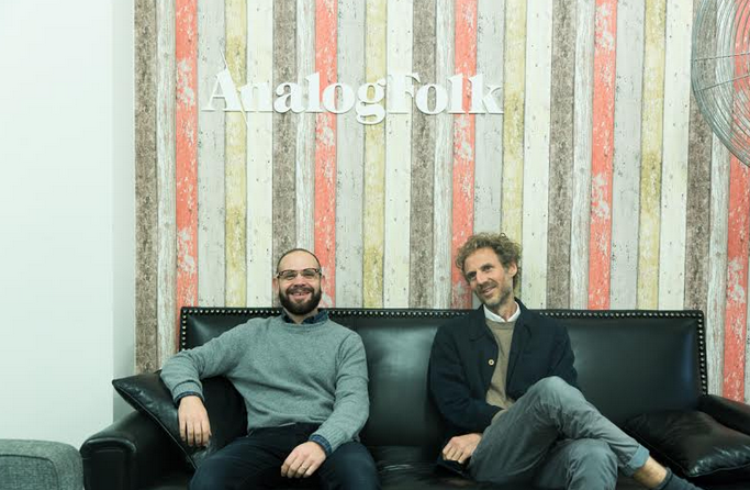 AnalogFolk Beefs Up Design With Two Directors
