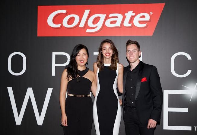 Colgate Brightens up Australia's Next Top Model