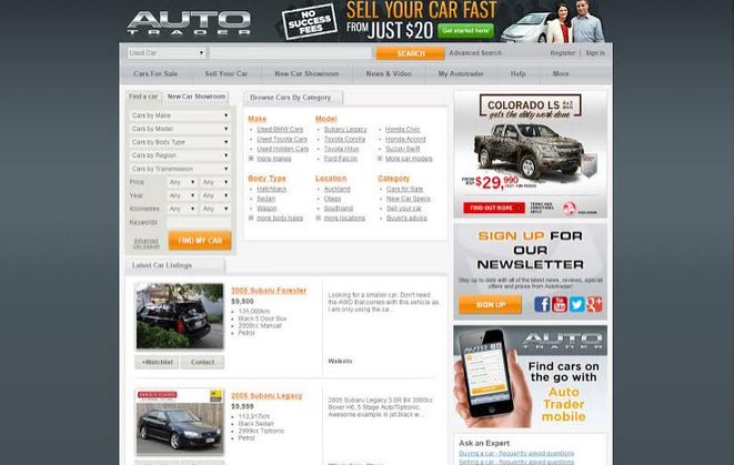 Autotrader Appoints Y&R New Zealand