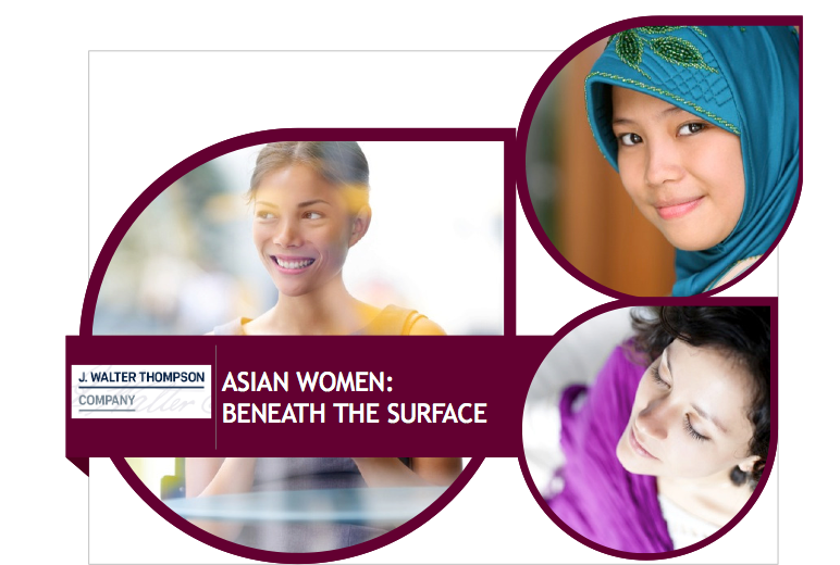 Beneath the Surface: A JWT report on Asian Women