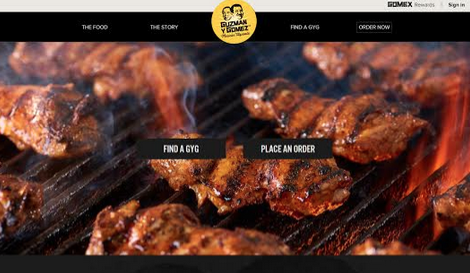 Lowe Profero Creates New Website for Guzman y Gomez