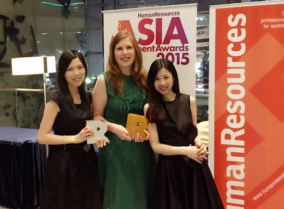 J. Walter Thompson Bags Gold & Silver at Asia Recruitment Awards