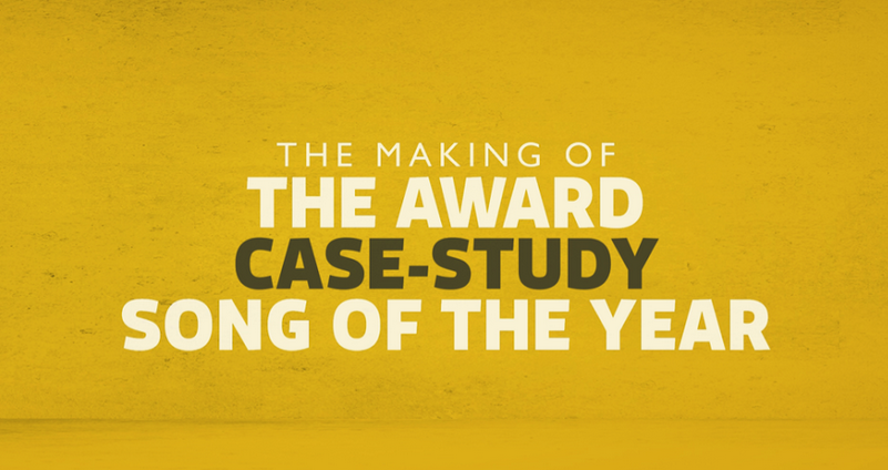 ADMA Creative Fuel Releases Award Show Case Study Soundtrack