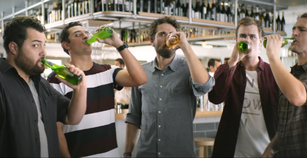 Colenso BBDO Urges Us to Drink DB Export to Save the Entire World