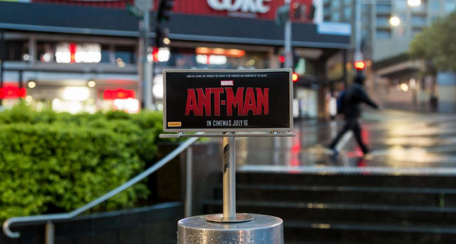 Showtime Marketing's Tiny Ant-Man Posters Prove A Hit