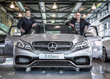 South Australian Agency Welbourn O'Brien Wins Mercedes-Benz Adelaide