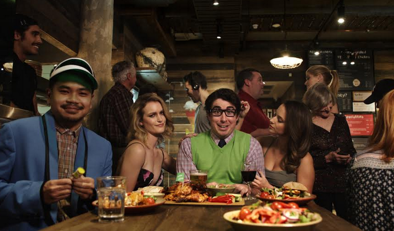 8's Eddy Bell Directs Nando's Campaign for Banjo Sydney