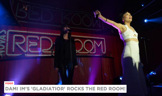 Nova's Red Room Global Tour 2015 Biggest Music Content Experience