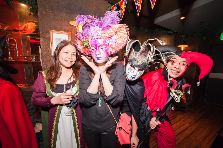OMD Sydney's Medieval Birthday Celebrations Kick Off