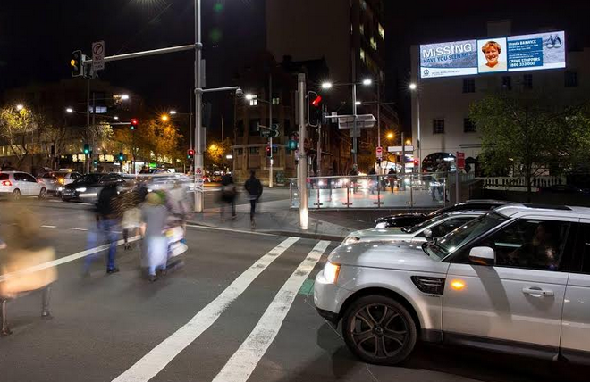 Out-of-Home Takes National Missing Persons Week Across Australia