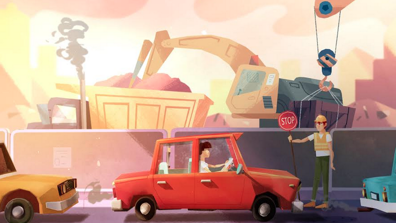 The Magnificent Itch Releases A Retro Short Film on Air Pollution
